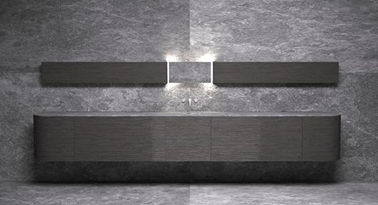 Muebles De Baño Water: de muebles de baño Water Space para la firma americana Ronbow