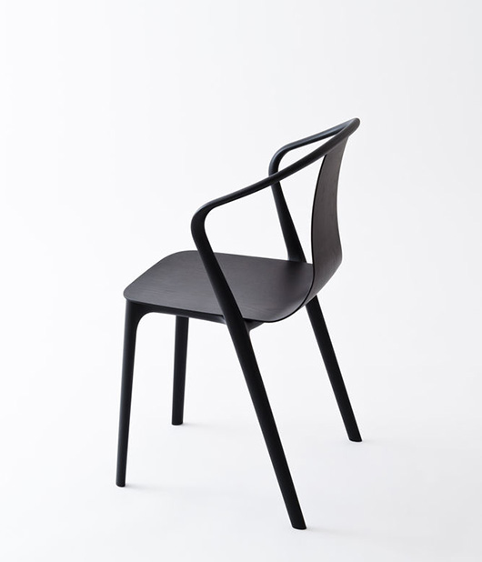 new vitra belleville family a play of lines and curves designed by