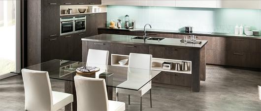 La isla en la cocina marca tendencia schmidt las - Cocinas schmidt vitoria ...