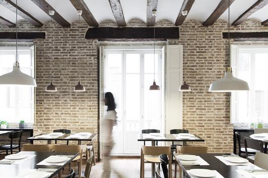 Borja garcia studio dise a oslo en pleno coraz n de valencia el tercer restaurante del grupo - Disena studio ...