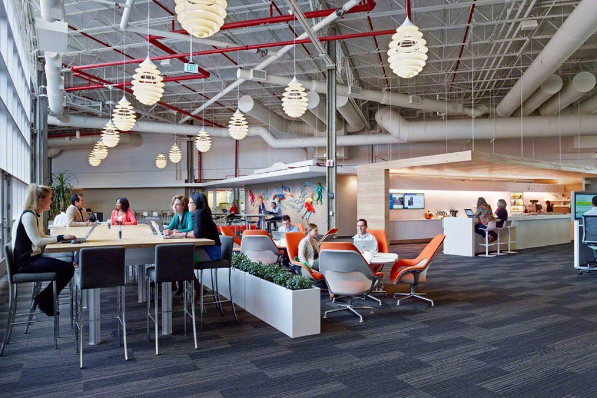 ¿Está tu oficina preparada para el futuro? 10 claves por las que se regirán los nuevos espacios de trabajo