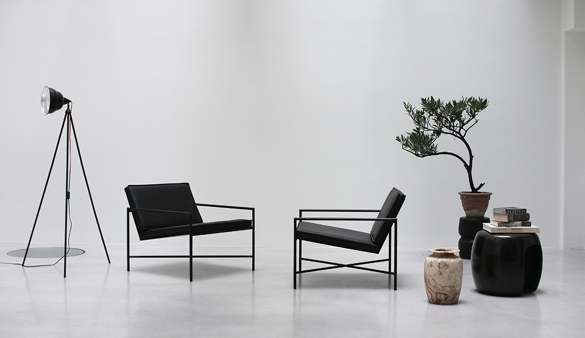 Lounge chair by Emil Thorup for Handvark. The trend in the ...
