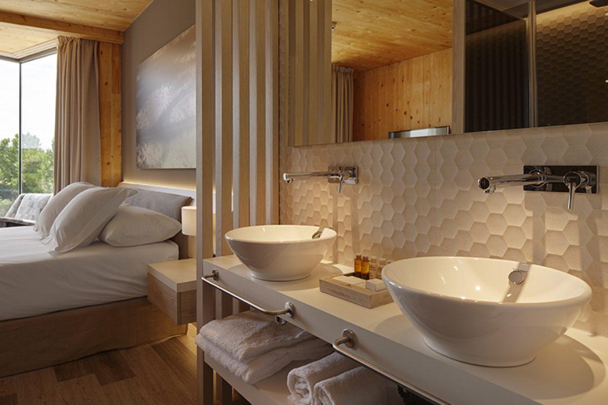Casos Prácticos: hansgrohe inspira los baños del Hotel Palacio Tondón de La Rioja