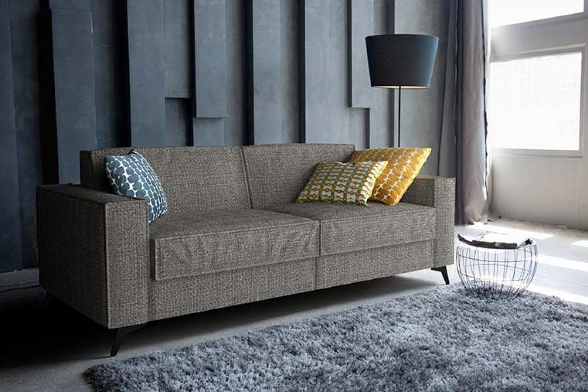 Mingus, el nuevo y elegante sofá cama de Milano Bedding