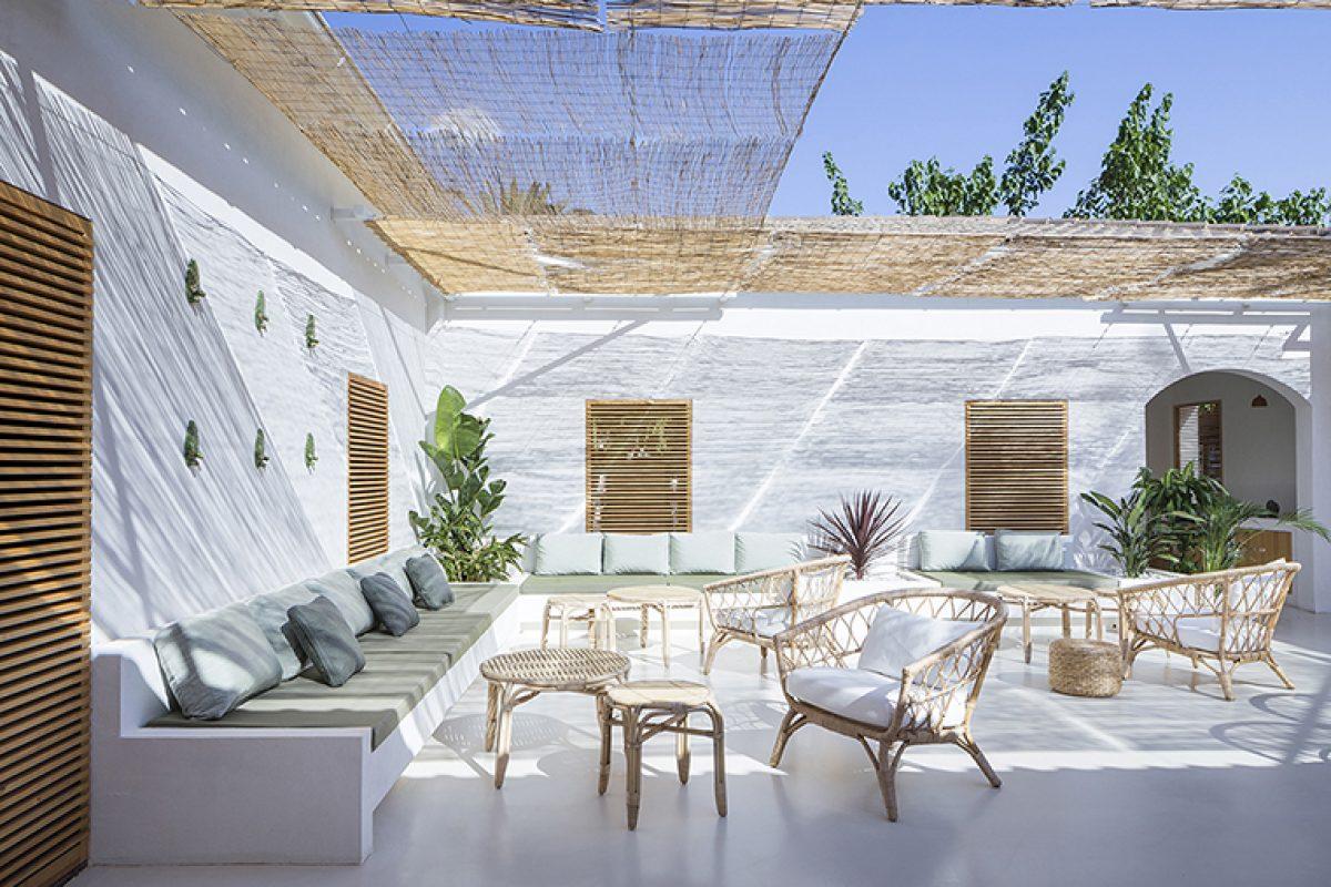 La Mamba + El Atelier diseñan el Restaurante Mora, un proyecto de interiorismo basado en la dualidad neomediterránea y contemporánea