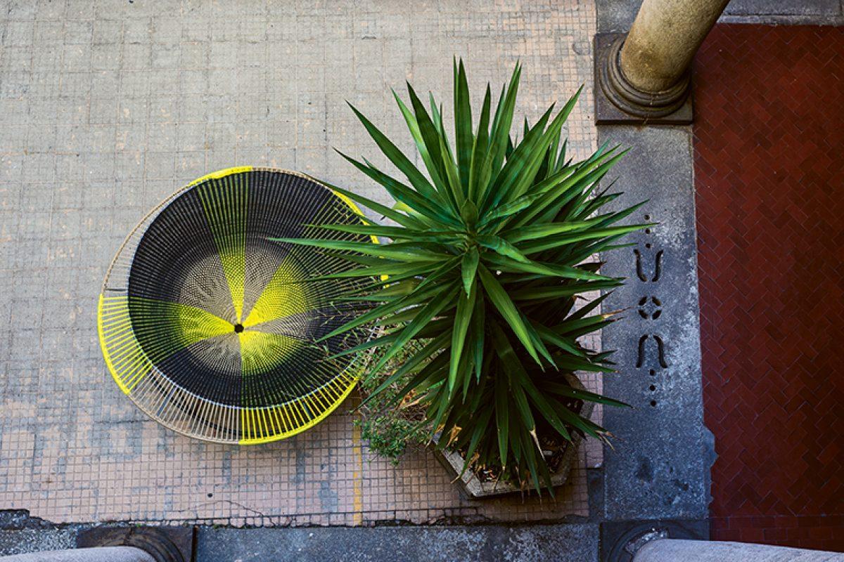 Moroso presenta Amaca, la nueva incorporación a la colección M'Afrique, diseñada por David Weeks
