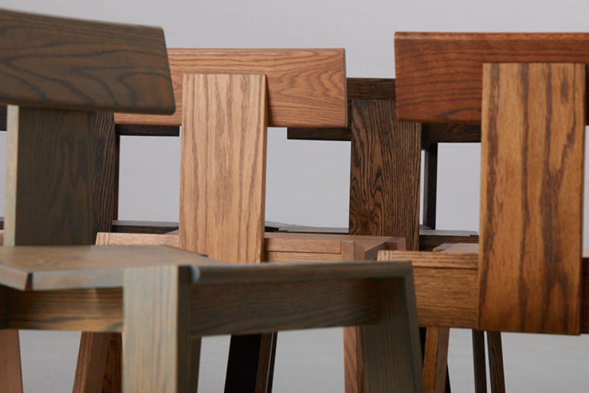Natural Born, un proyecto de Tomek Rygalik que inspira y desafía a la industria del mueble