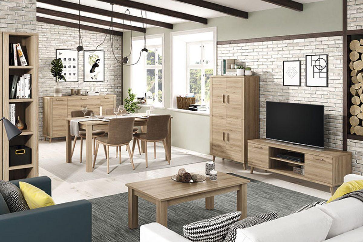 Salones con estilo beautiful sofas enfrentados salones - Salones con estilo ...