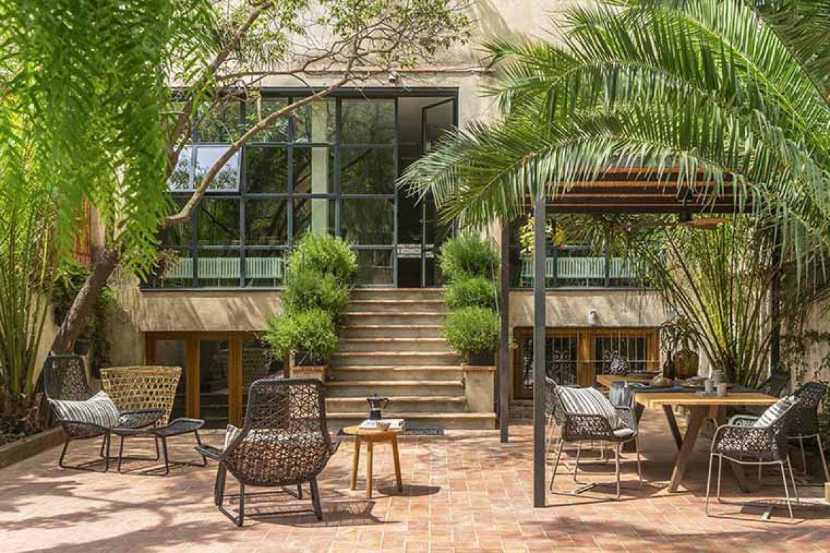 Las terrazas con alma de The Room Studio. Distintos estilos de espacios exteriores adaptados a cada contexto