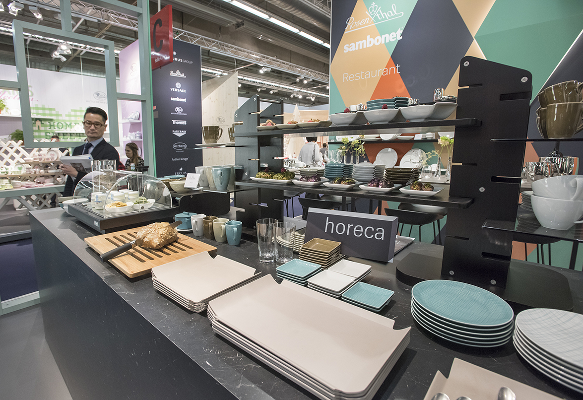 Ambiente 2018 As Inspirational Source For The Hospitality Industry With Its Innovative Horeca