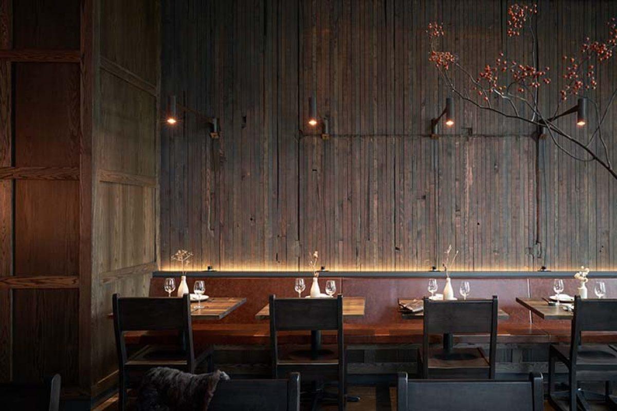 Samara, un nuevo restaurante en Seattle por Mutuus Studio muestra el arte de la comida y el diseño