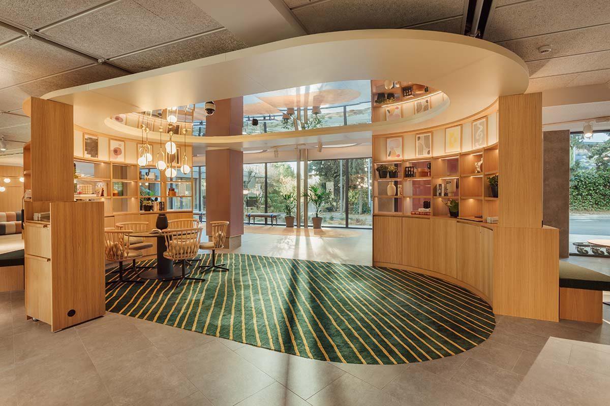 Stone Designs diseña el hotel Ibis Styles & Novotel Madrid City Las Ventas. Un homenaje al tebeo español