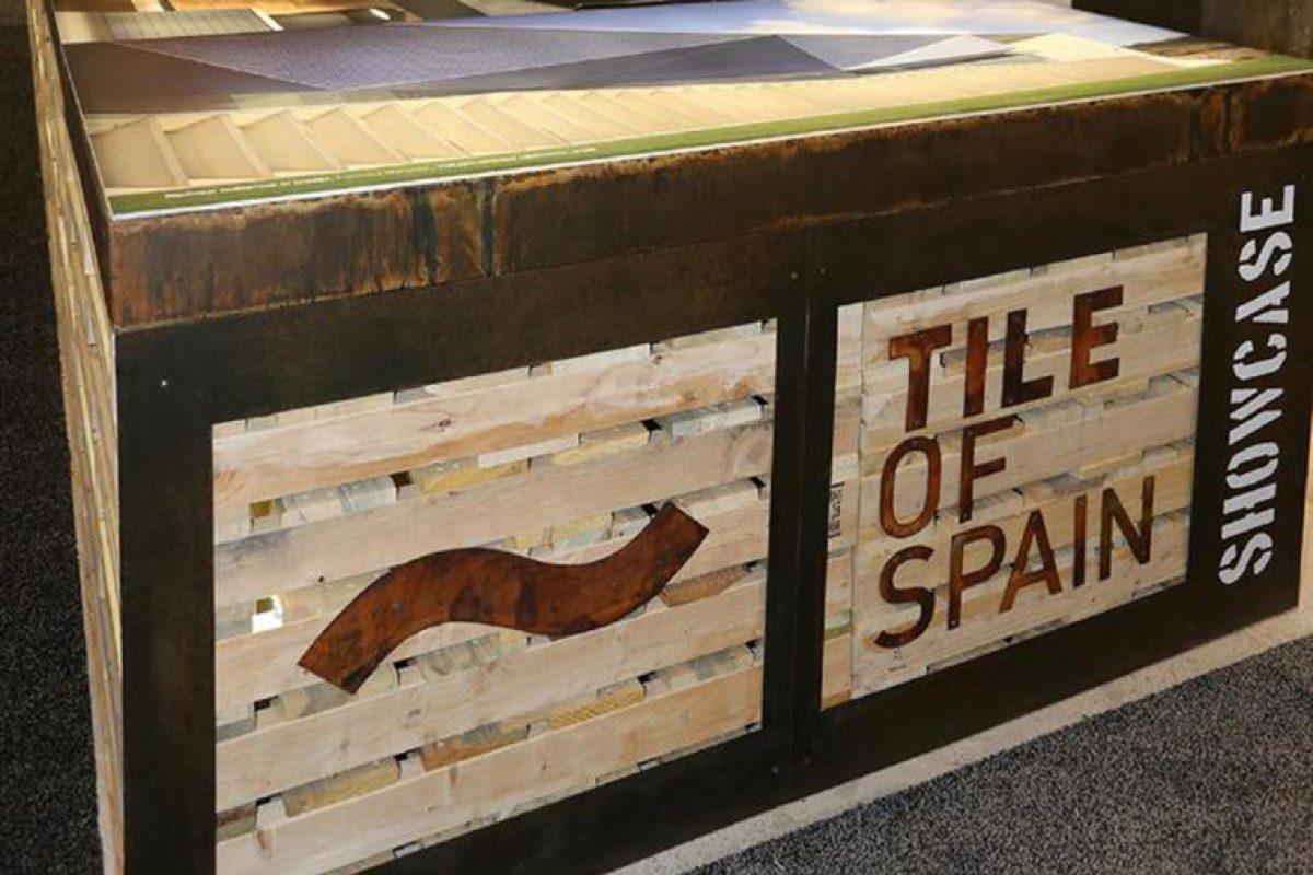 85 empresas españolas mostrarán sus novedades en Coverings, cita imprescindible para el azulejo español