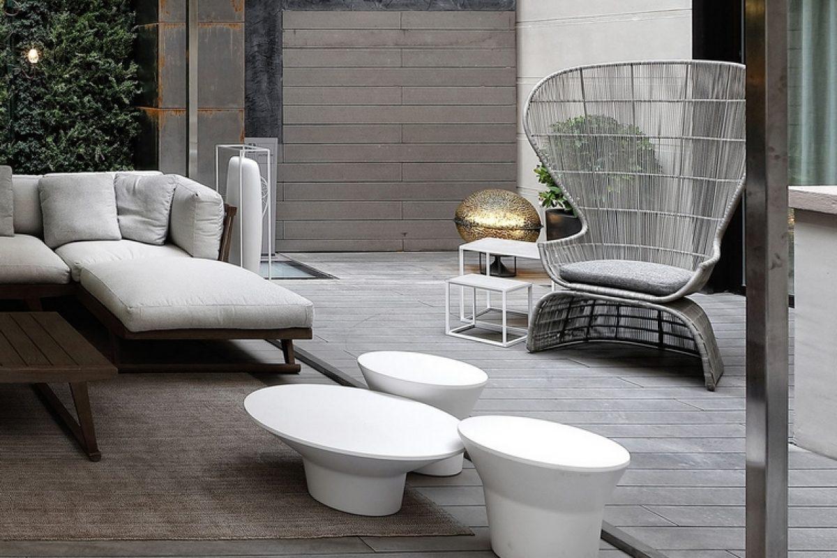 ¿Un altavoz de diseño en su jardin? Apuesta ganada con Medousê de Catellani&Smith y Architettura Sonora