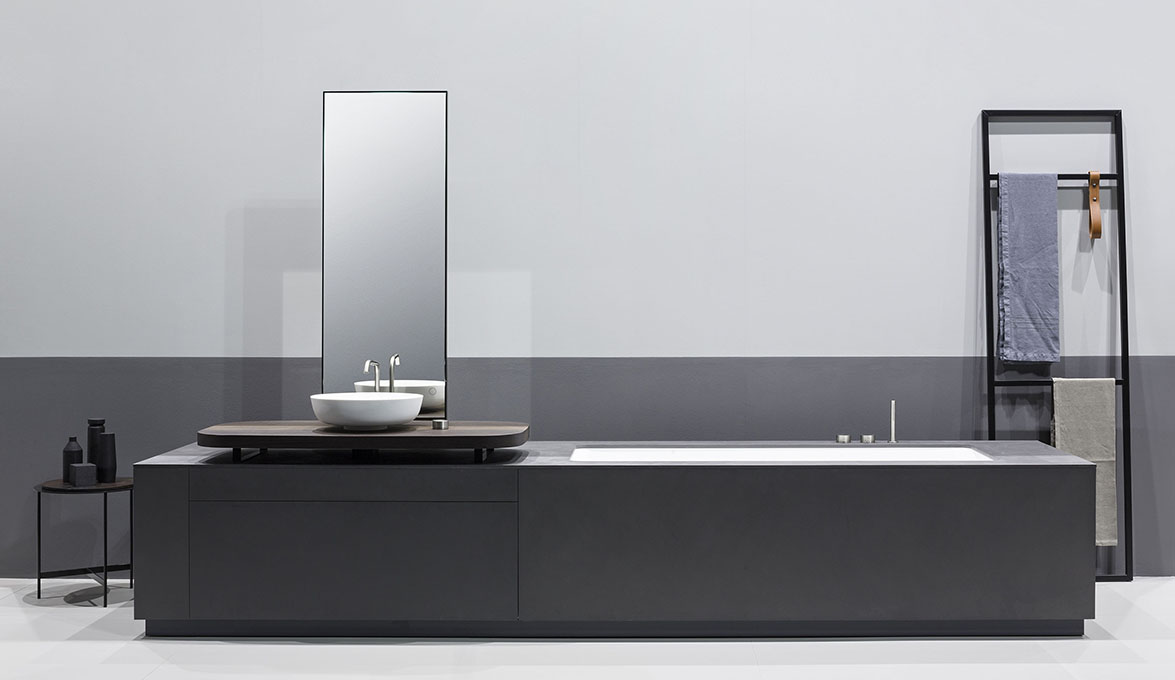 Manhattan Integrated Bathtub Washbasin System The Newest By Makro News Infurma Online