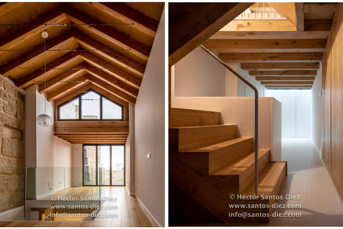Milesi en la rehabilitación de una vivienda seleccionada como uno de los Mejores Proyectos de Arquitectura