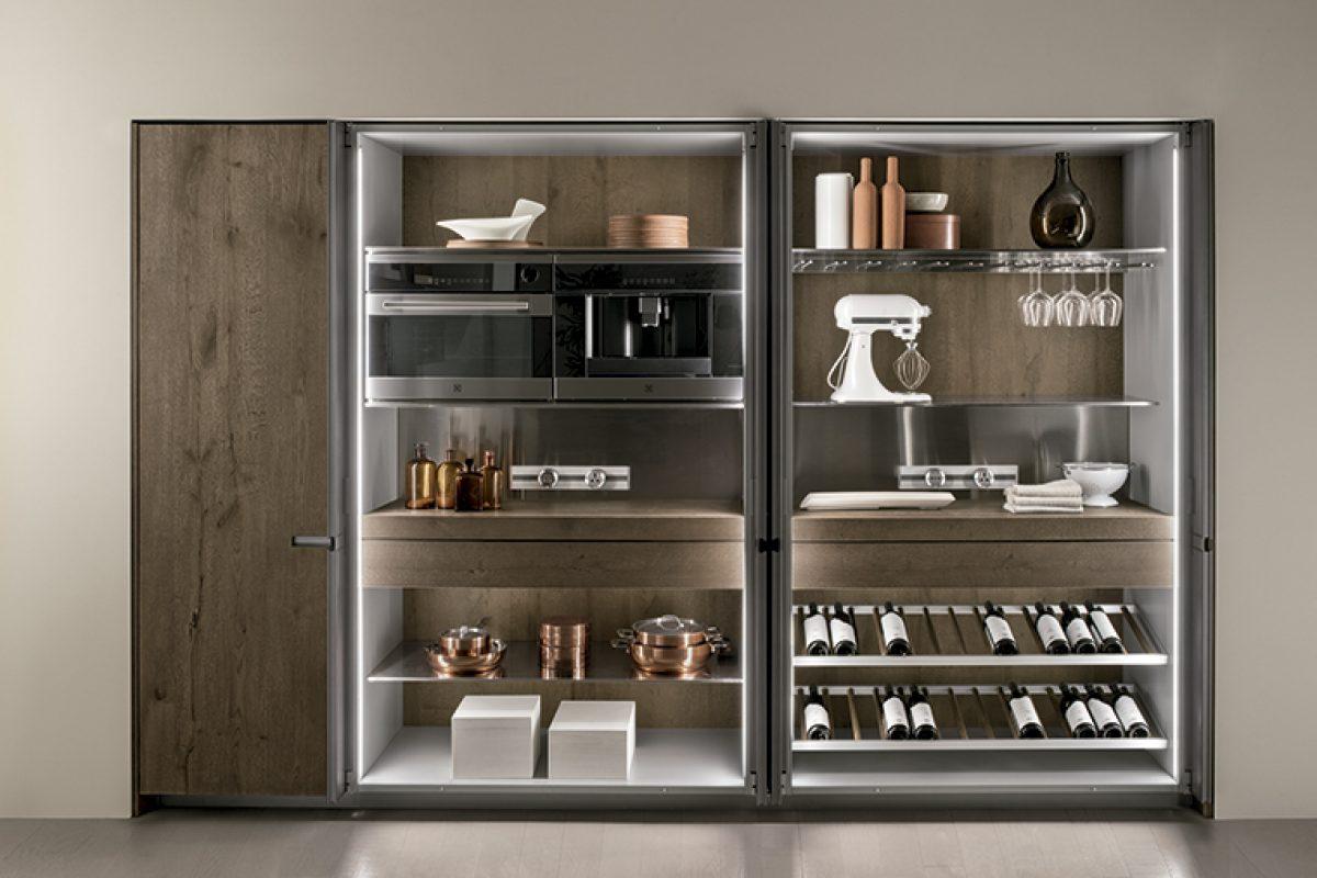 Tendencias e innovaciones en los armarios de cocina. Nuevos diseños, nuevos usos