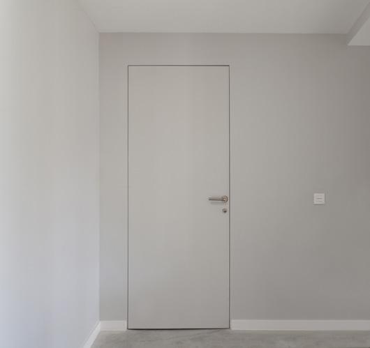Lekuona arkitektura proyecta para designhouses un edificio - Puertas hasta el techo ...