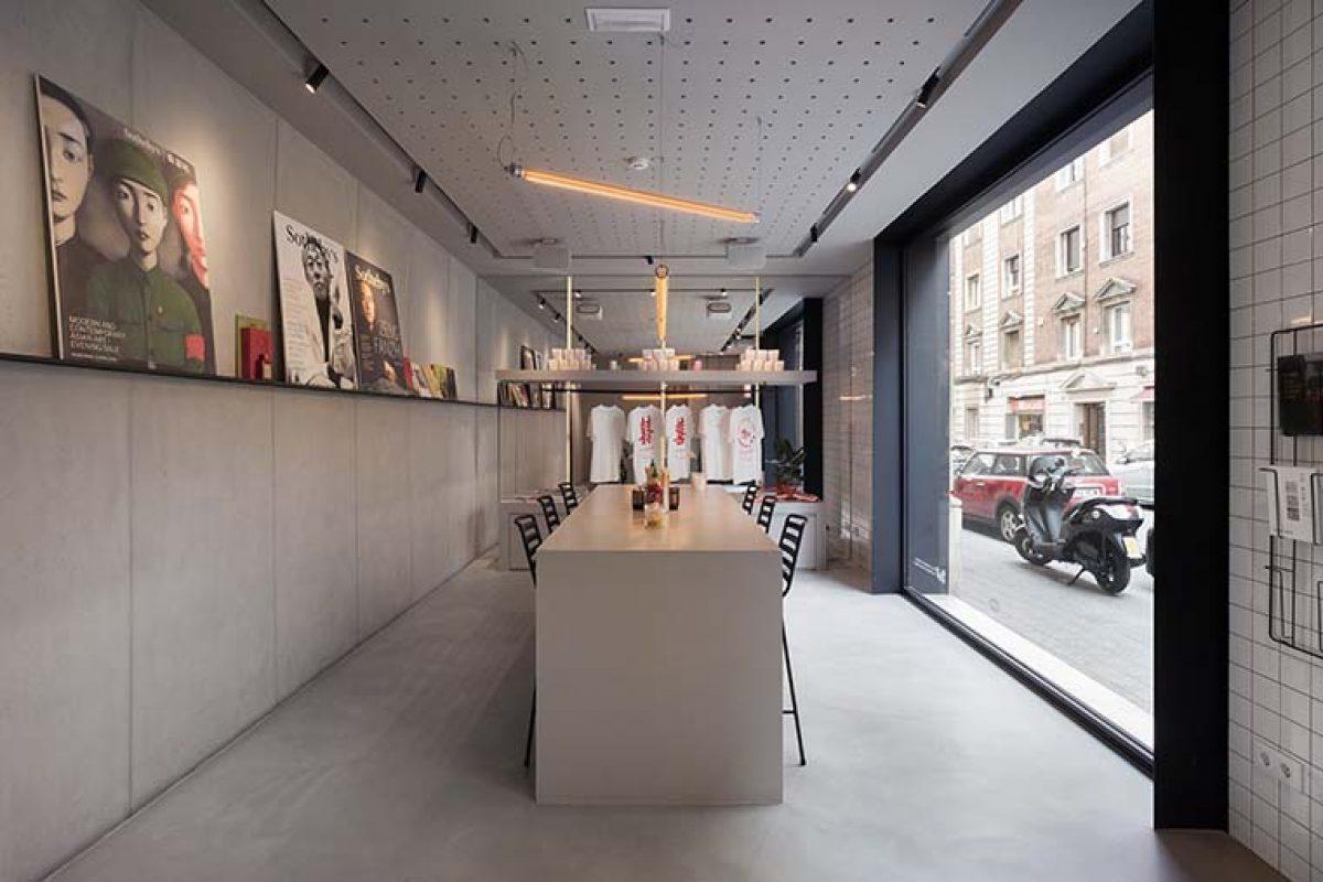 Pilar Libano diseña KAO Street, un espacio muy urbano y conectado con la calle