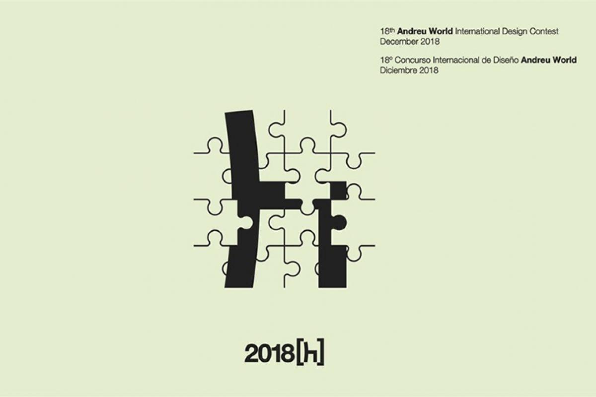 Diseña una silla o una mesa y participa en el Concurso Internacional de Diseño Andreu World 2018