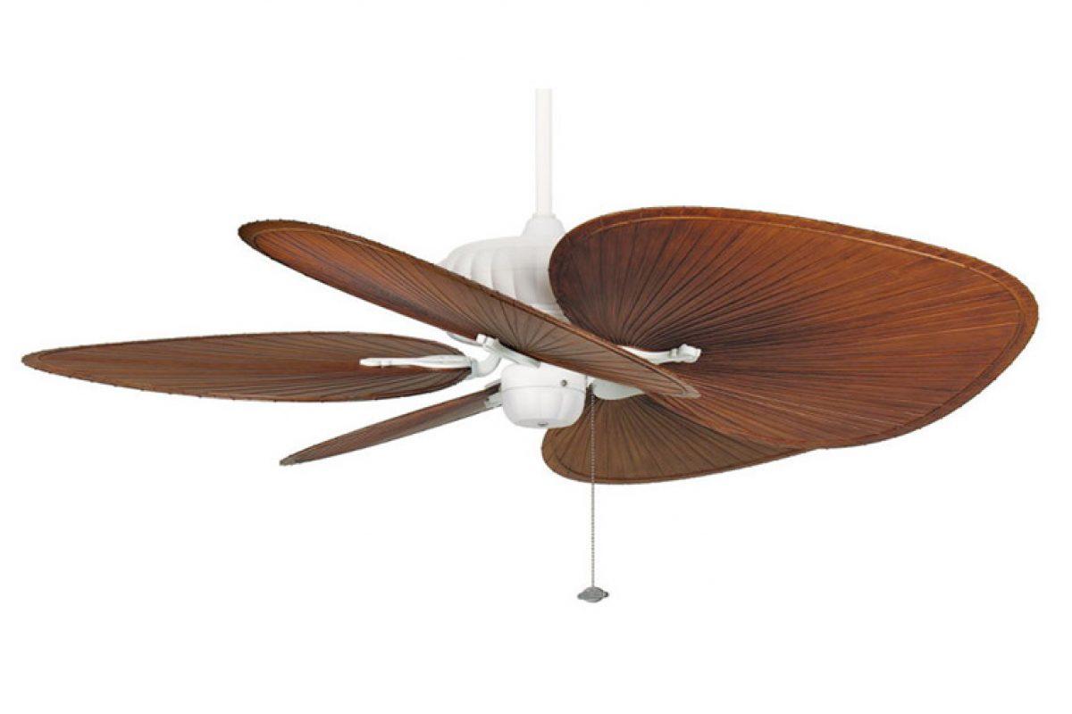 Potentes ventiladores de techo para exteriores