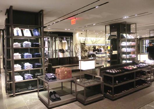 Industrias Cándido Hermida viste la nueva tienda de Zara en Nueva York
