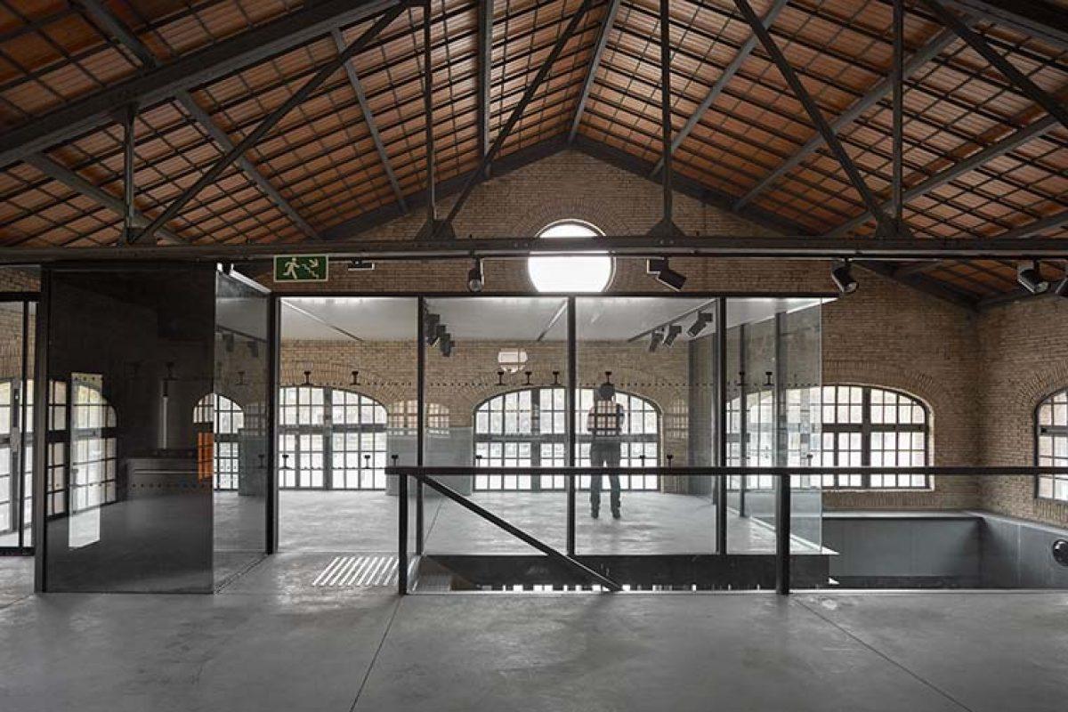 Adaptación de la Nave 3 del Parque Central de Valencia a equipamiento cultural, por Contell Martinez Arquitectos