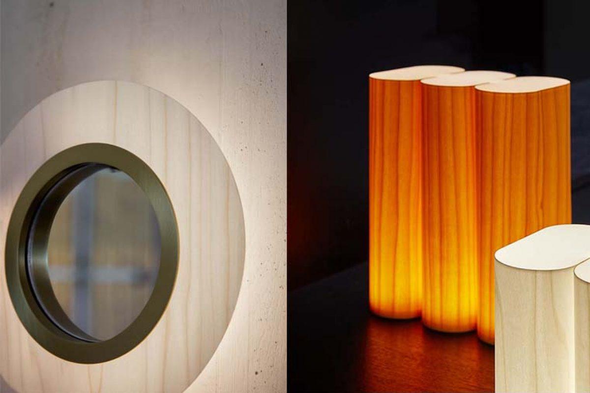Las nuevas propuestas de LZF diseñadas por MUT Design, entre lo mágico y lo concreto
