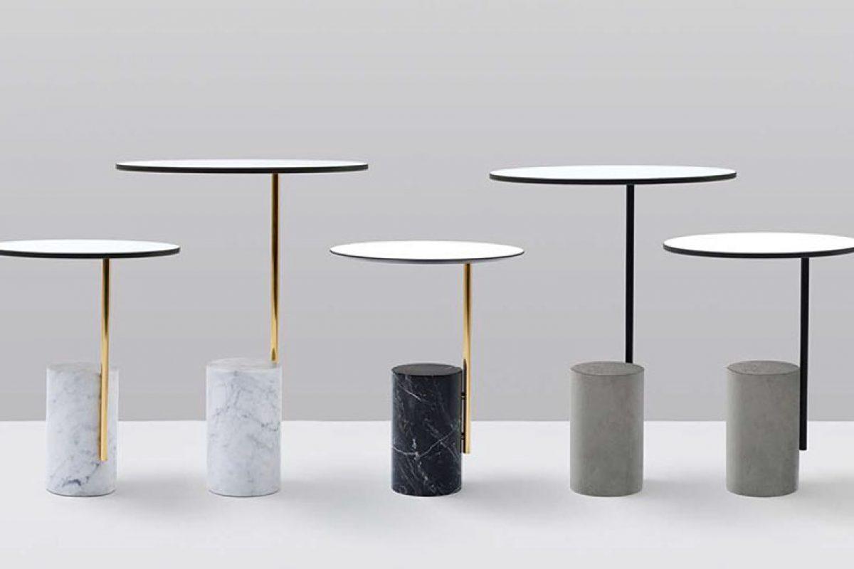 La mesa XaXa diseñada por Ximo Roca para Quinti Sedute, premiada con un Good Design Award