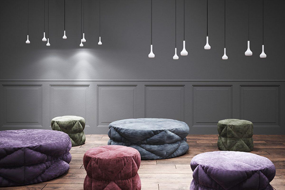 Nacho Timón diseña Mini para Pujol Iluminación, un colgante modular elegante y versátil