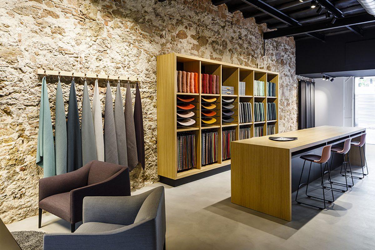 Gabriel, el reconocido fabricante textil danés aterriza en España con un nuevo showroom en Barcelona