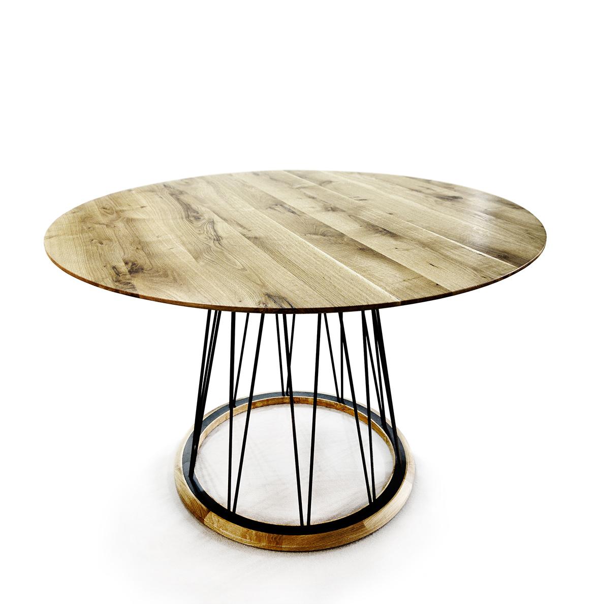 Geometry (Dining Tables) Velichko Velikov (Bromley, United Kingdom)
