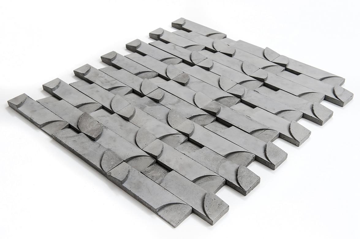 STAC Architecture Concrete Tiles. 30 April 2016