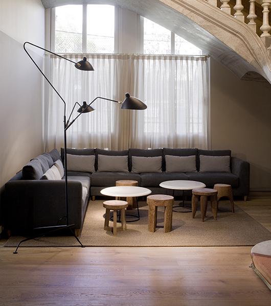 Tarruella trenchs studio dise a el restaurante y zona - Disena studio ...