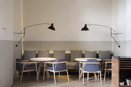Tarruella trenchs studio dise a el restaurante y zona social del club metropolitan iradier - Disena studio ...