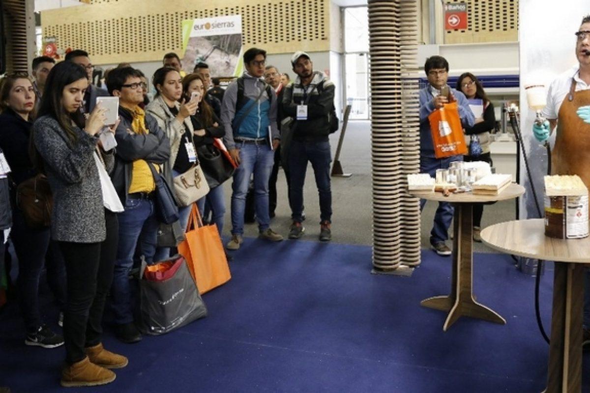 Informe final 14ª Feria del Mueble & la Madera de Bogotá: gran éxito para esta edición que cuenta con el apoyo de Interzum