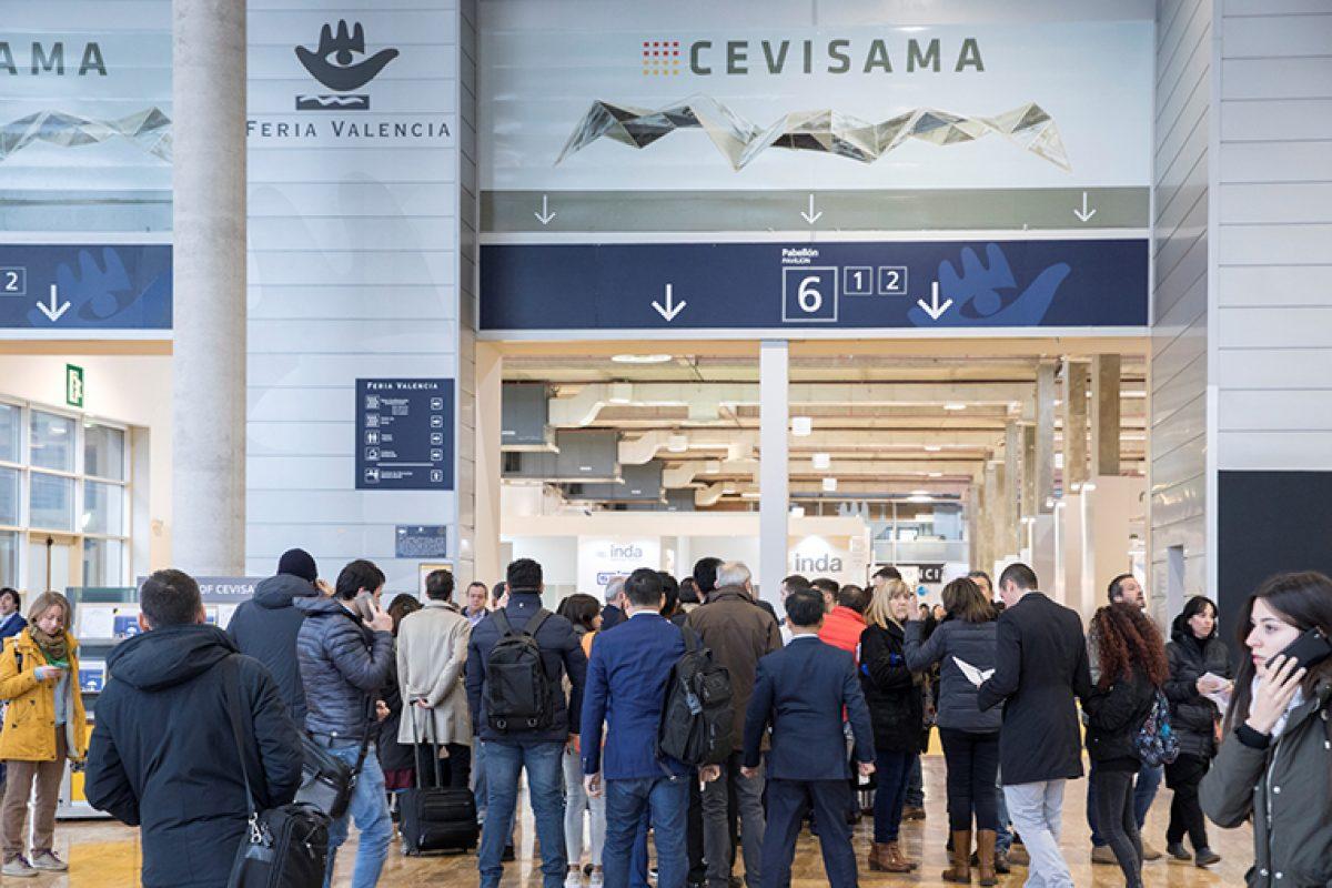 Cevisama 2019 ya está al 90% de ocupación a siete meses de su celebración