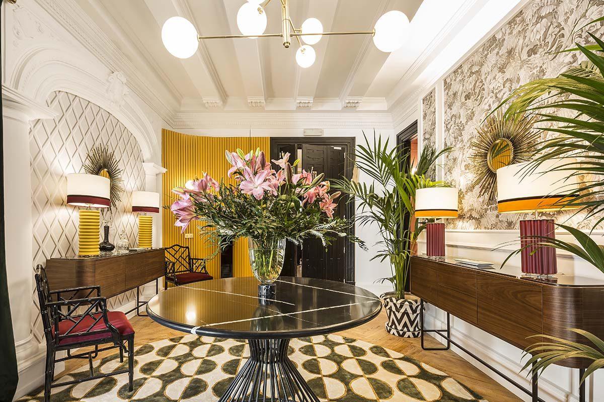 Momocca vuelve a Casa Decor 2021 con los espacios de Singular Living y U Interior Design
