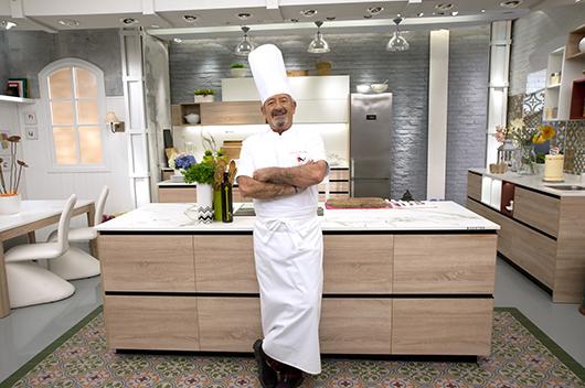Karlos argui ano conf a por primera vez en dekton by for Cocina carlos arguinano