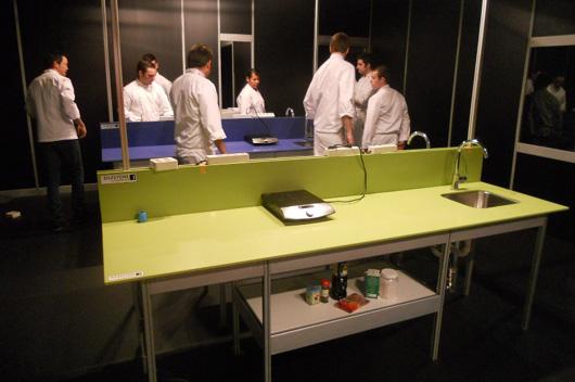 Silestone apuesta por la alta cocina en madrid fusi n - Encimeras silestone madrid ...