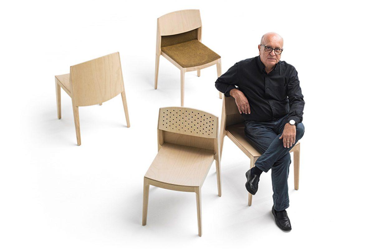 Isa, una nueva propuesta de diseño de Vicent Martínez para Capdell