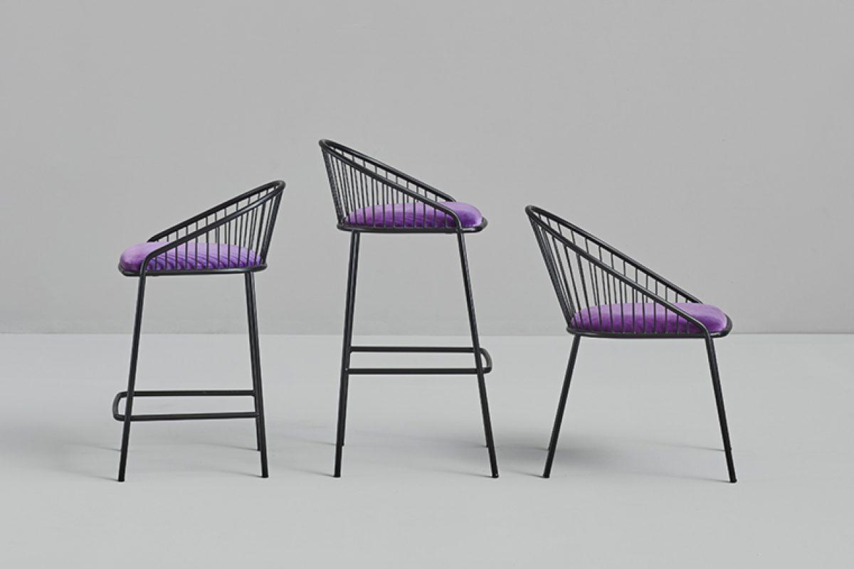 Missana presenta la nueva silla y taburete Agora de Pepe Albargues para ambientes elegantes y contemporáneos