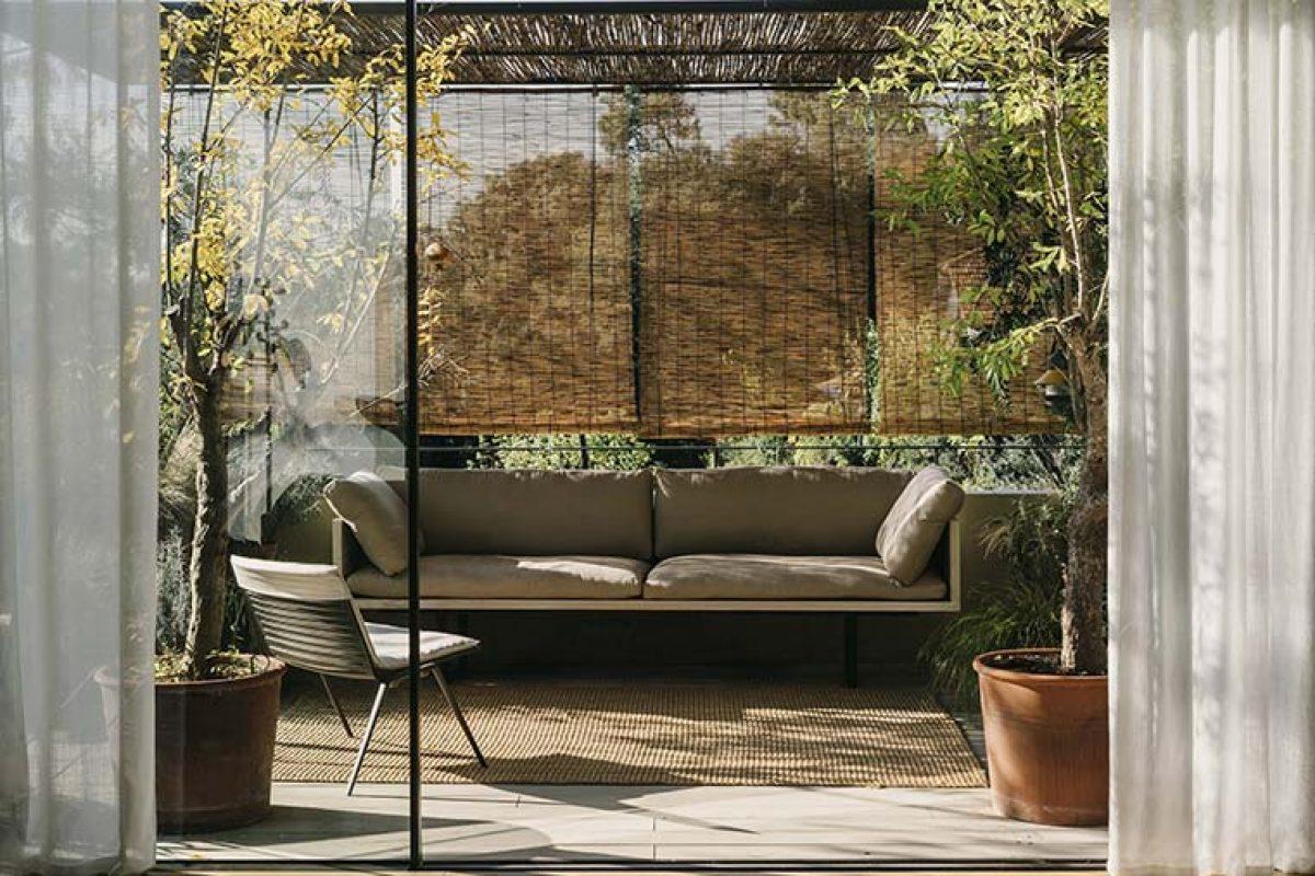 Fast y Alberto Lievore explican en primera persona la relación entre diseñador y la firma de mobiliario exterior