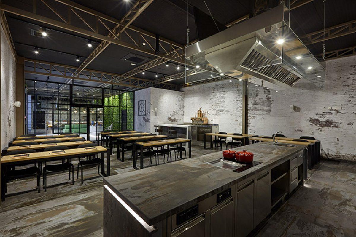Casos Prácticos: La escuela de hostelería Pilsa Educa elige Dekton® by Cosentino para vestir sus cocinas e instalaciones