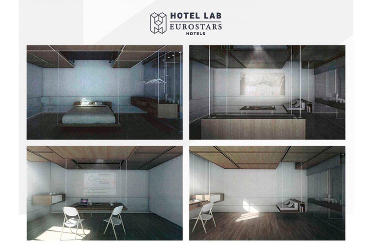 La III edición del Concurso Eurostars Hotel Lab nos desvela como serán las habitaciones de hotel del futuro