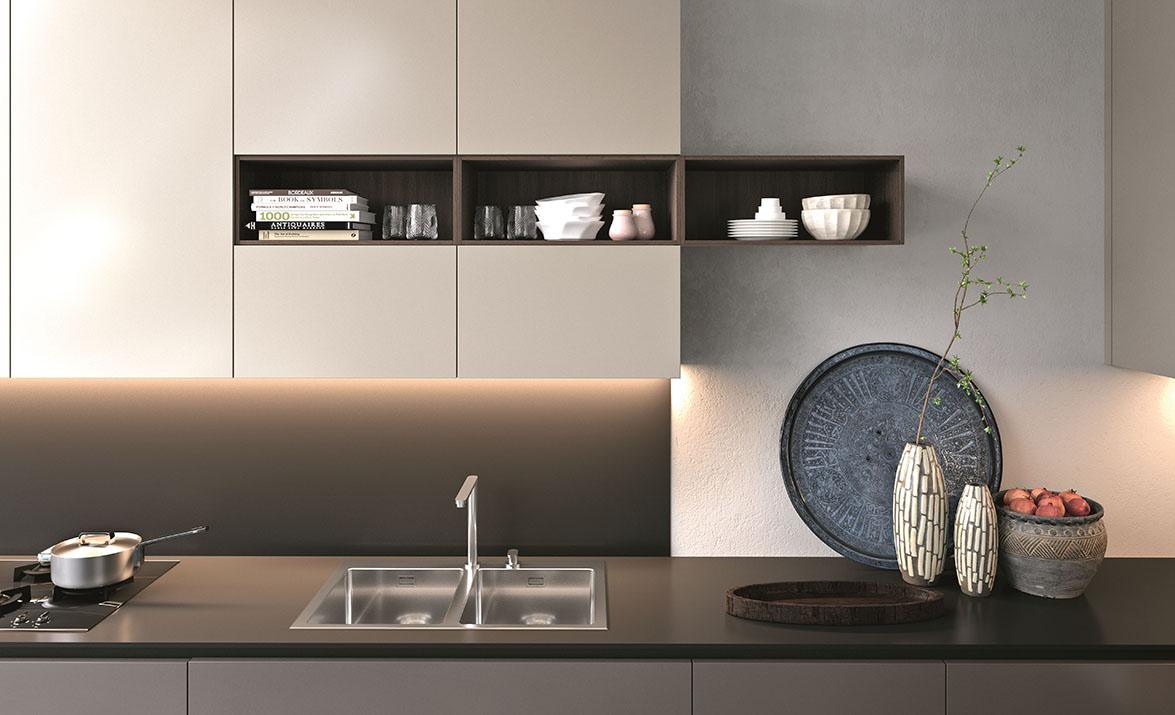comprex presenta sus colecciones de cocinas de alto rendimiento para espacios pequeos