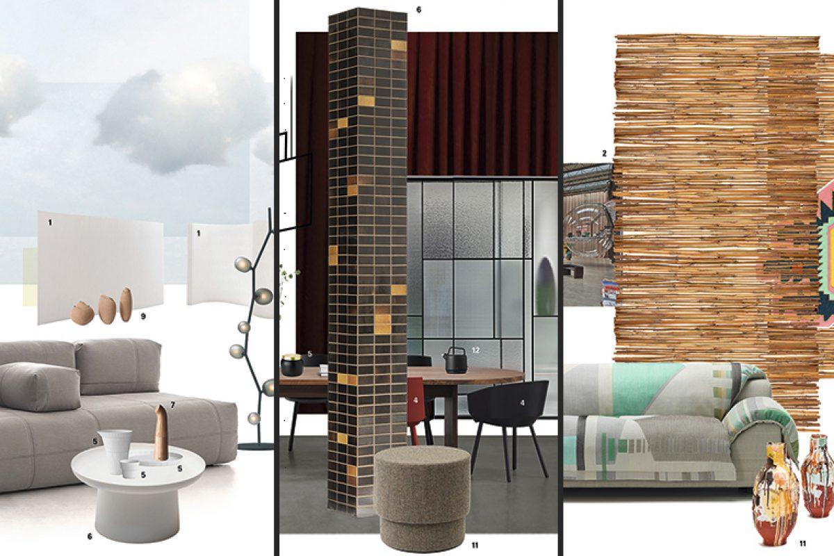 Ambiente Trends 2020: nuevos estilos, materiales, temas y mezclas de productos que nos traerá el próximo año