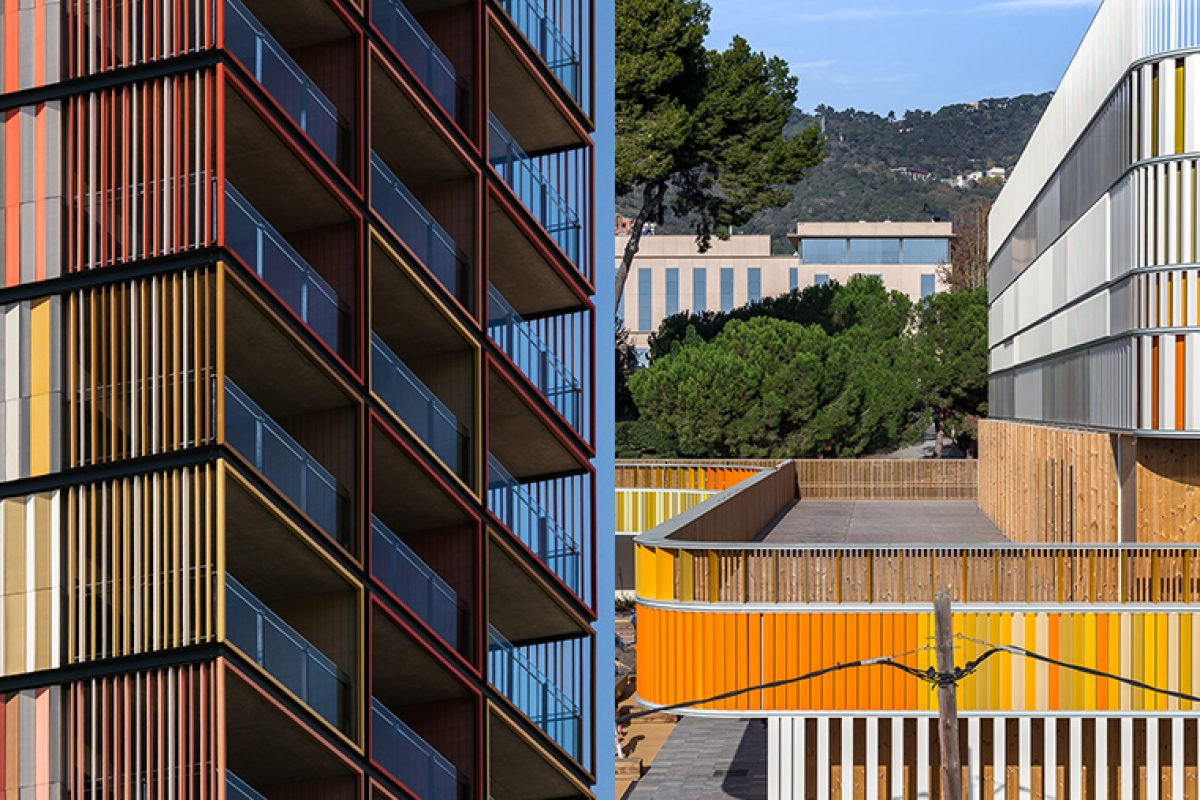 Los arquitectos españoles b720 hacen doblete en el premio Architecture Masterprize con Torre Itaim y Licée Français