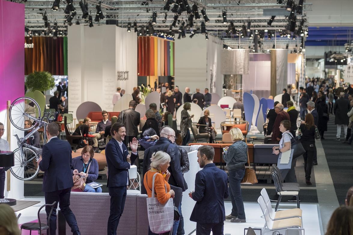 Stockholm Furniture Fair : Stockholm furniture light fair la feria que nunca para