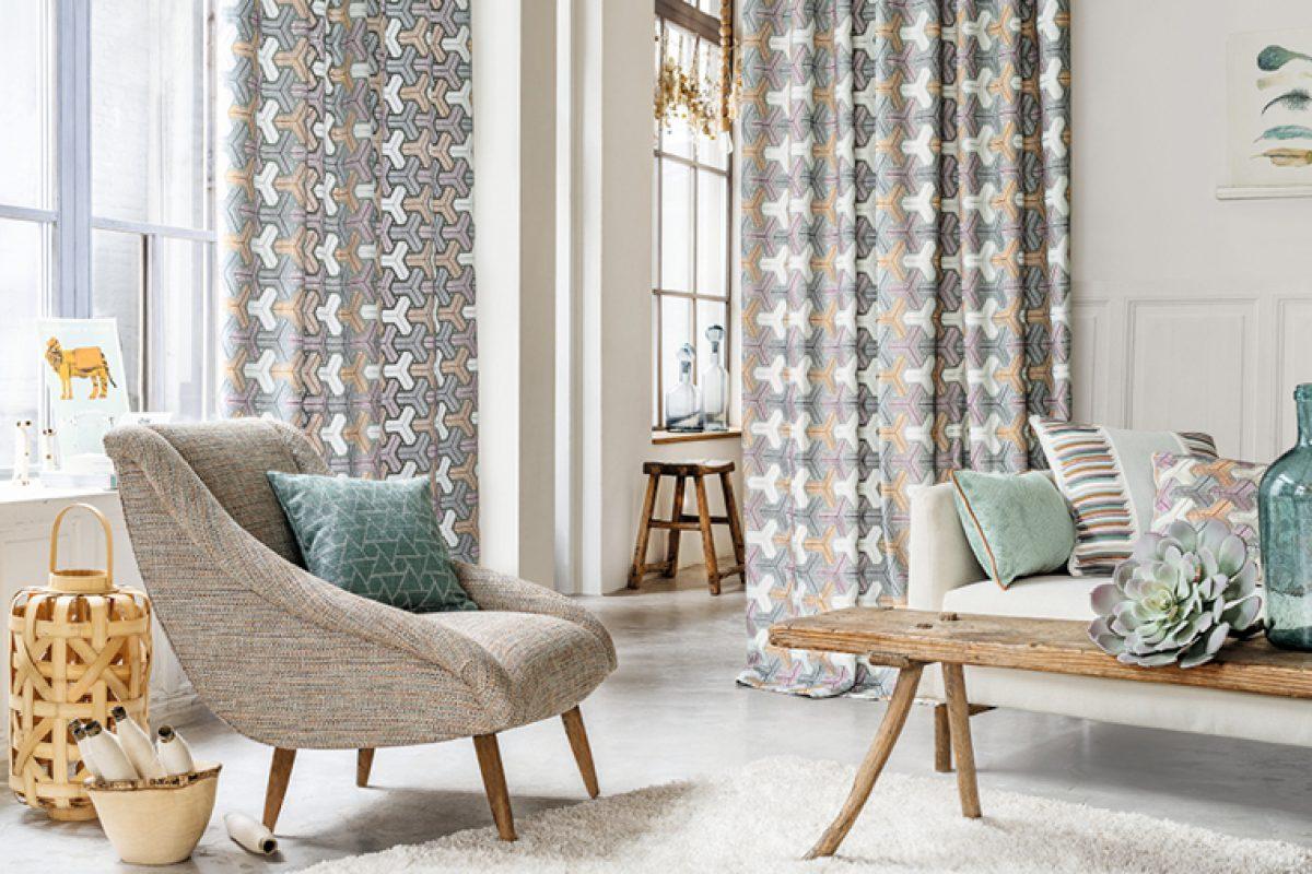Más de 120 firmas referentes en edición textil, papel pintado y revestimientos conforman el área «Editores Textiles» en Intergift Febrero 2019